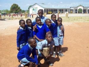 Primary School Tabora/Tansania
