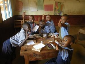Primary School Chera/Kenia